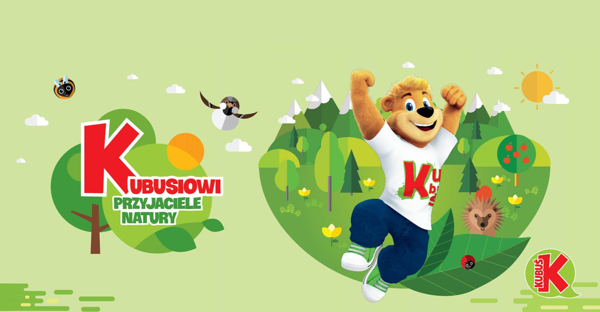 Kubusiowi Przyjaciele Natury 2018-19