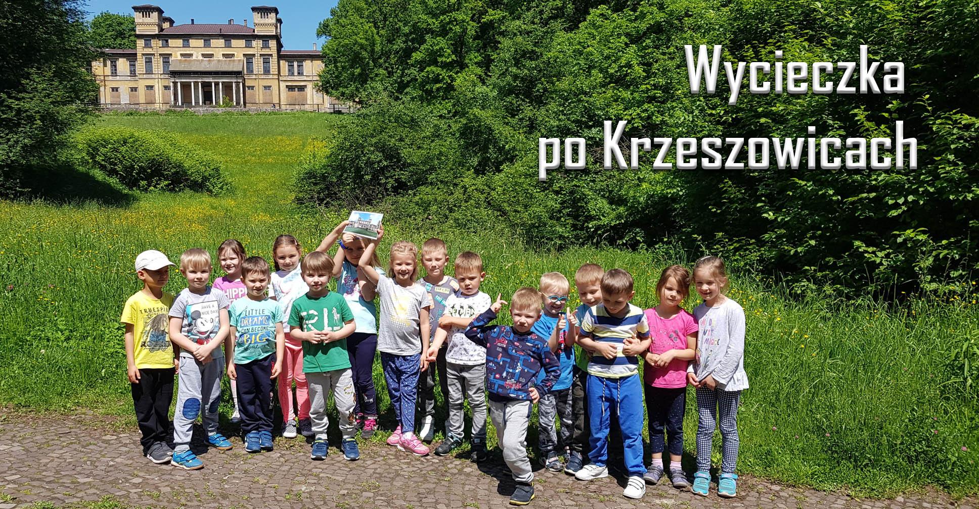 Wycieczka po Krzeszowicach