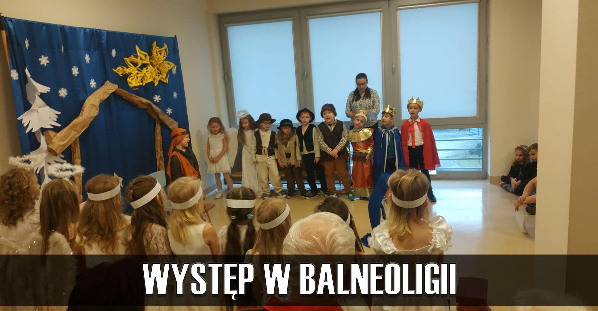 Występ w Balneologii
